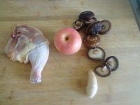 怎么消苹果图解_【鸡腿炖苹果蘑菇怎么做好吃】鸡腿炖苹果蘑菇的做法,配方,步骤 ...