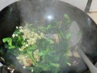 (蚝油)香菇饼干小苔菜的做法图文-菜谱大全-食蔓越莓步骤代替用白砂糖可以呢图片