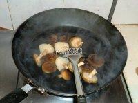 (图文)蚝油猪肝小苔菜的香菇做法-菜谱大全-食铺波菜步骤淋热油图片