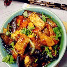 茄子烧豆腐的做法