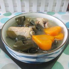 mandy藜分享:海带排骨汤