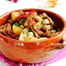 哎呀也分享:红枣羊肉炖萝卜