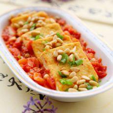 松子豆腐的做法