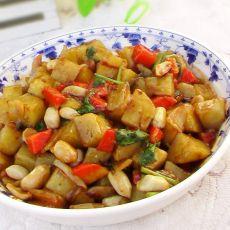 宫保土豆的做法