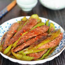 虎皮尖椒酿肉的做法