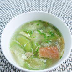 丝瓜汤的做法