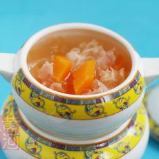 木瓜炖银耳的做法