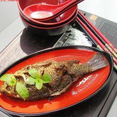 五香酥鲫鱼的做法