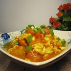 家常菜之西红柿炒鸡蛋