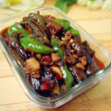 肉末鱼香茄子的做法