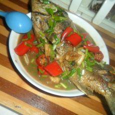 家常红烧鱼的做法步骤
