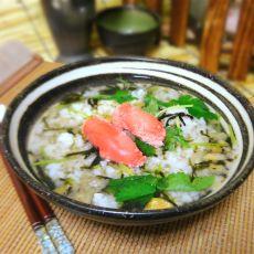 日式明太子茶泡饭