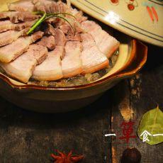 酸菜氽白肉的做法