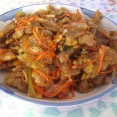 东北纯正锅包肉的做法
