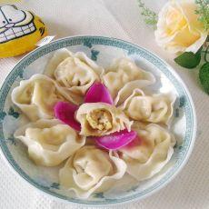 白菜猪肉元宝饺子的做法