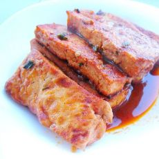 烤肉味烧豆腐