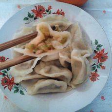 香菇白菜素饺子的做法