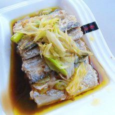 葱油带鱼的做法