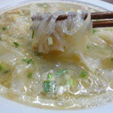 东北酸菜炖粉条