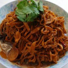 五香干豆腐丝的做法