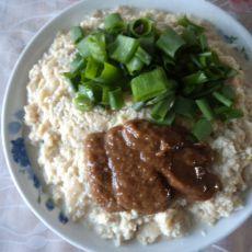 东北小豆腐