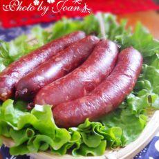 自制哈尔滨红香肠的做法
