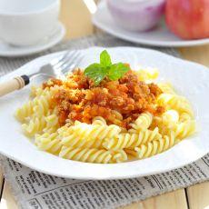 意式茄汁肉酱面的做法