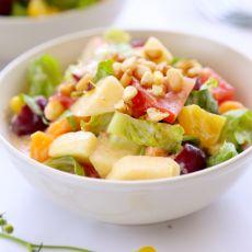 什锦蔬果沙拉