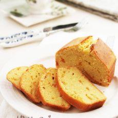 玉米粉蛋糕的做法