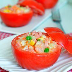 番茄盅的做法