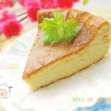 高压锅豆浆戚风蛋糕
