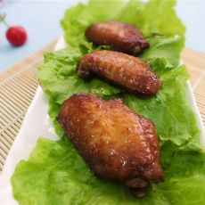 蜜汁酱烤鸡翅