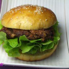 牛排汉堡的做法
