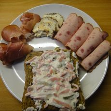 德式 早餐