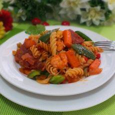 意大利香肠面