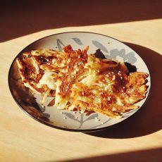 西式土豆洋葱煎饼的做法