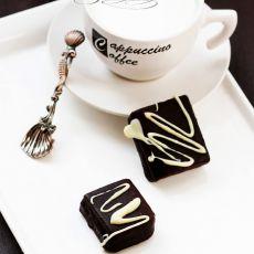 黑白巧克力蛋糕