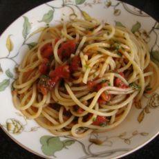 番茄意大利面的做法