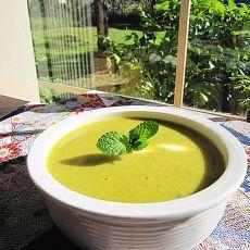 洋葱杂蔬浓汤
