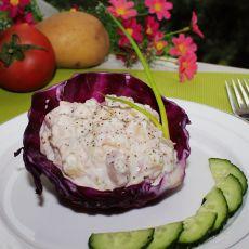 金枪鱼土豆沙拉