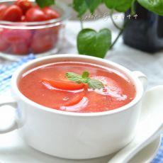 番茄冷汤的做法