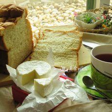 海南木薯面包的做法