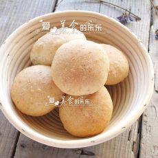 天然酵种原味麦包的做法