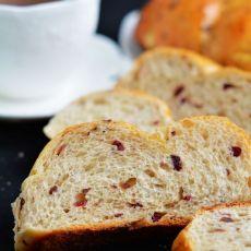 果干辫子面包