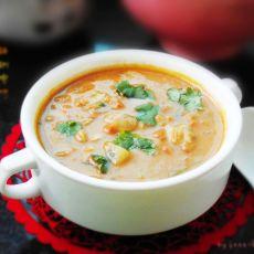 蛤蜊浓汤的做法
