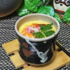 茶碗蒸的做法