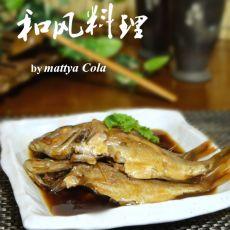 日式煮鱼的做法