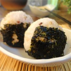 十八谷米味噌饭糰