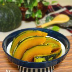 日式煮南瓜的做法