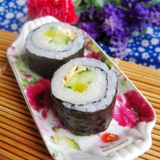 酸萝卜寿司